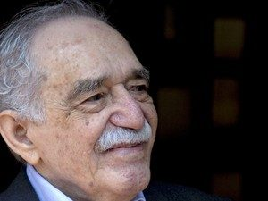 O escritor Gabriel García Márquez. Foto: Eduardo Verdugo / AP Photo