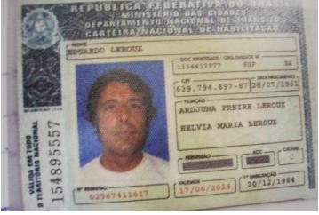 Eduardo Leroux era investigado pela Interpol, por meio da policia ambiental americana, desde 2005